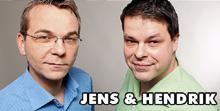Homepage Jens & Hendrik