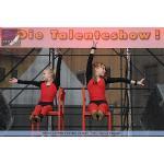"""Duo """"Chaise de la rouge"""" aus Jena - Stuhlartistik"""