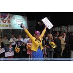 "Publikumspreis fürStephan Höhn alias ""De Martha"" aus Birkigt"
