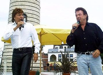 Andreas Holm und Thomas Lück